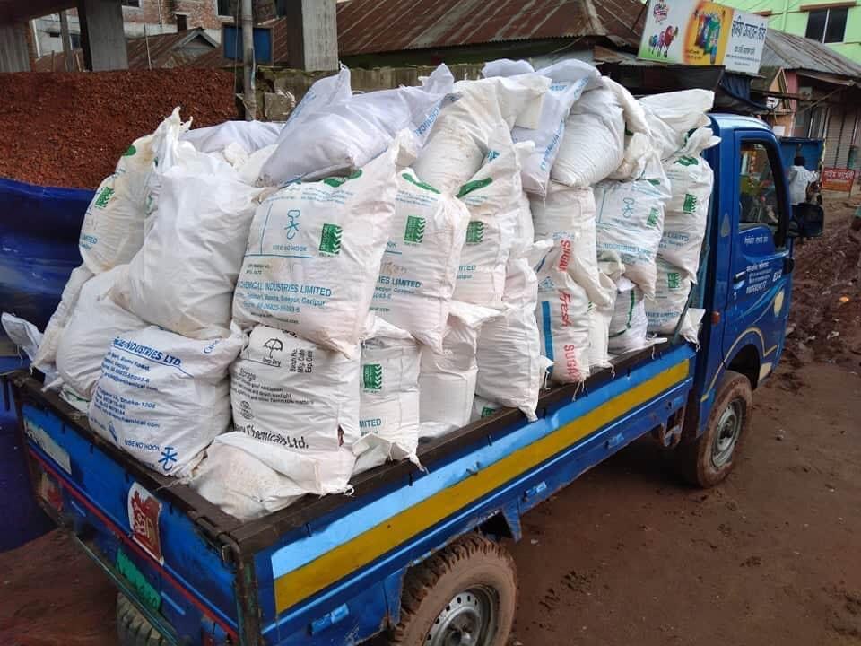 Azdani: Packaged food