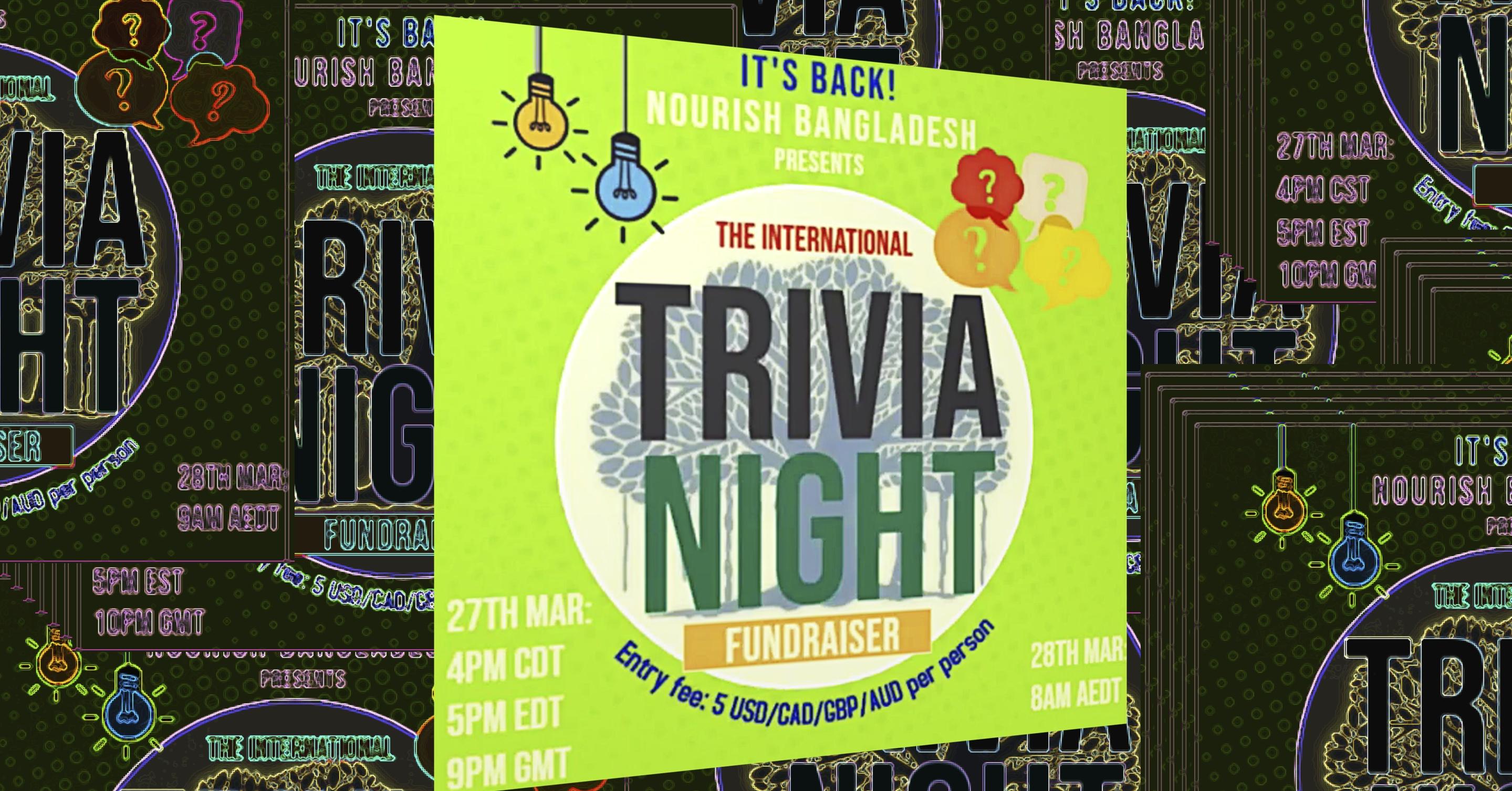 NB Event: Trivia