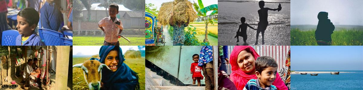 Bangladesh collage